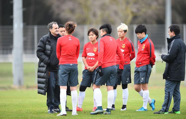 Préparation au tournoi de qualification JO de Rio – Montpellier reçoit la République de Chine.