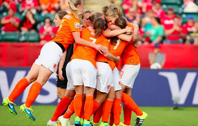 UEFA – qualification JO Rio – (1/3) Les Pays-Bas dominatrices chez elles (3-4). La Suède au combat (0-1)