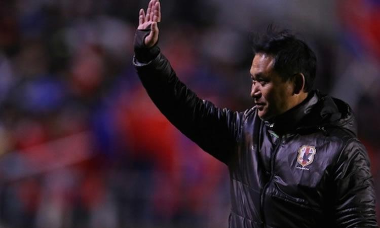 Norio Sasaki quitte la sélection japonaise.