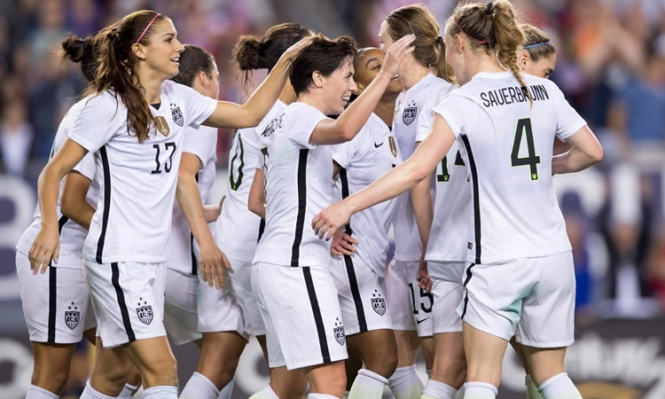 #SHEBELIEVESCUP. USA – France. Les USA « craignent » la France. La France « craint » les USA.