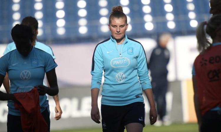 EDF – Qualification pour l'Euro 2017 – les 23 sélectionnées de l'équipe de France