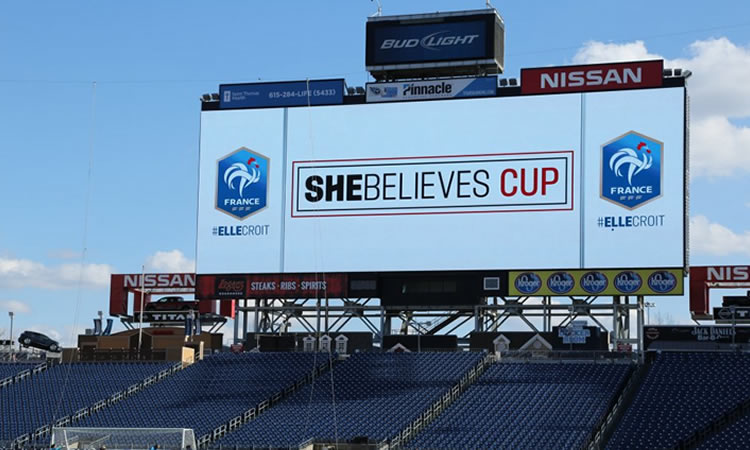 #SHEBELIEVESCUP – France – Angleterre – Un match « chaud-bouillant ».