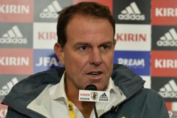 Alan Stajcic, coach de l'équipe d'Australie. Crédit AFC/lesfeminines.fr