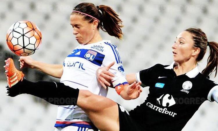 19J – Juvisy-Essonne – Olympique Lyonnais : l'espoir de Juvisy face à la force Lyonnaise. A ne pas rater.