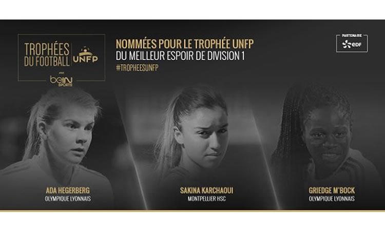 Trophées UNFP 2016 – La jeunesse sur le devant de la scène !