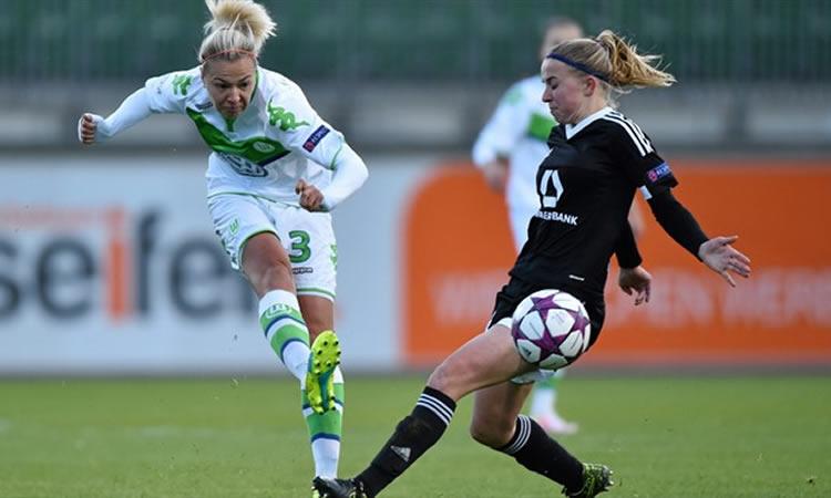 WCL – 1/2F retour – Frankfurt – Wolfsburg : «Nous avons eu un mauvais jour mais nous devons reprendre courage!»
