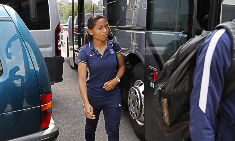ESPAGNE – D1F Perle Morroni, latérale gauche du PSG, attendue avec impatience à Barcelone pour son prêt.