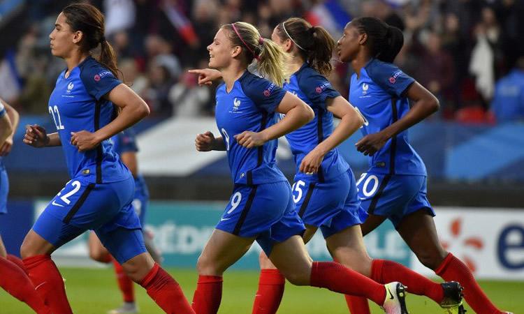 Euro 2017 – FRANCE GRECE (1-0) – No comment ? Une petite blague quand même.