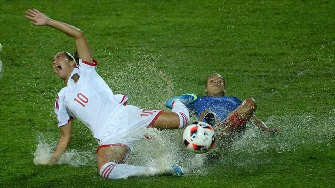 France – Espagne : 1-0. Les bleues s'imposent logiquement face à la Roja