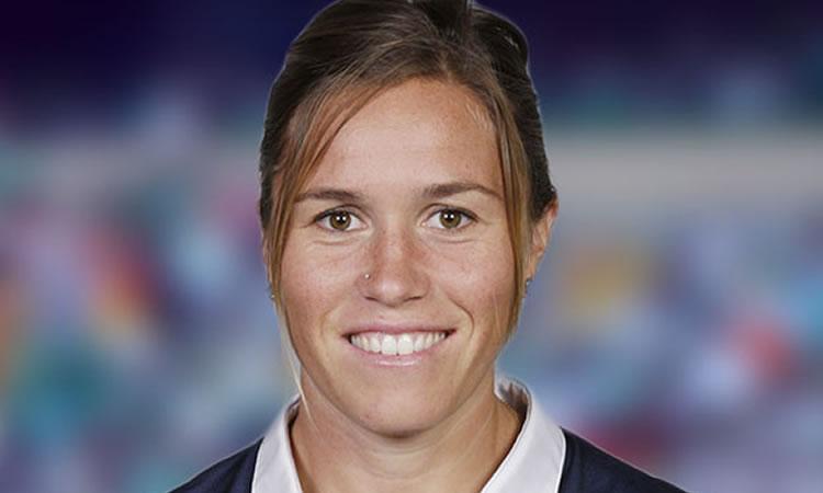 JO RIO 2016 – Equipe de France – Camille Abily, la joueuse de football qui joue avec le bonheur dans la tête.