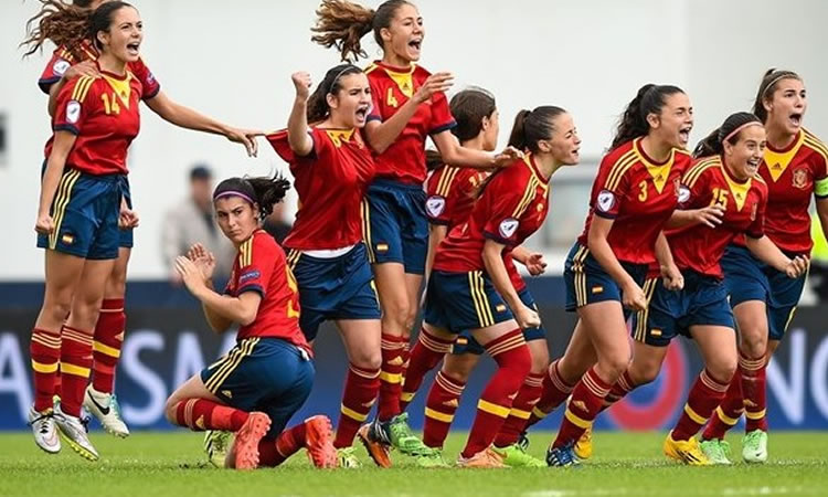 EURO U19F – L'Espagne, comme prévue, «ogre de cet euro»