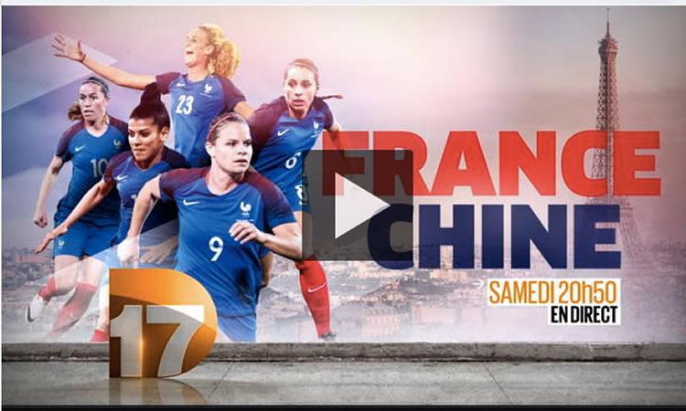 EDF – Amical – France – Chine : un match qui a tout le parfum d'un derby potentiel. Surtout pour le public.