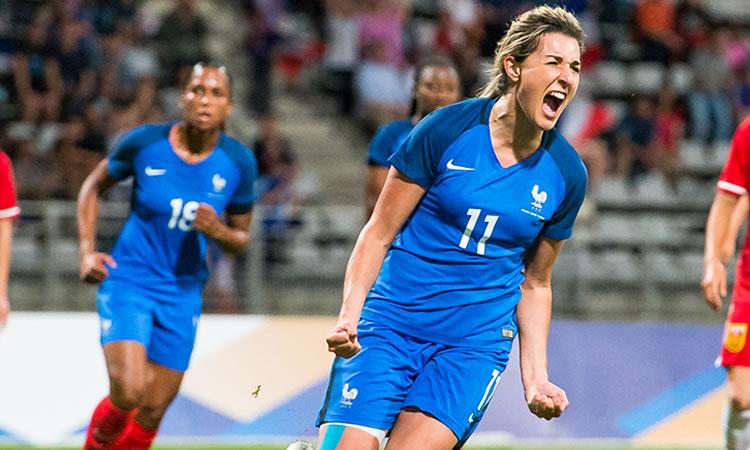 France B – L'Equipe de France, facile contre la Roumanie (3-0)