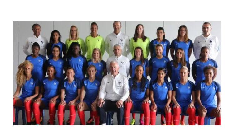 JO Rio 2016 – France (1-0) Canada. Un match intense et un superbe coup franc de Camille Abily