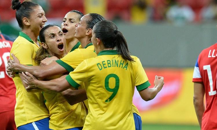 JO Rio 2016 – Brésil – Chine. Pour les deux équipes. Jouer en équipe pour faire rêver son pays !
