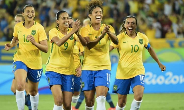 1/2F CDF – PSG : Cristiane Rozeira de Souza, dit Cristiane. Un des soleils du football féminin au PSG depuis 2015.