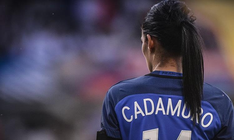 JO Rio – NZL (0-3) France – La France se place en quart avec les premiers buts de Louisa Cadamuro en tant que femme mariée.