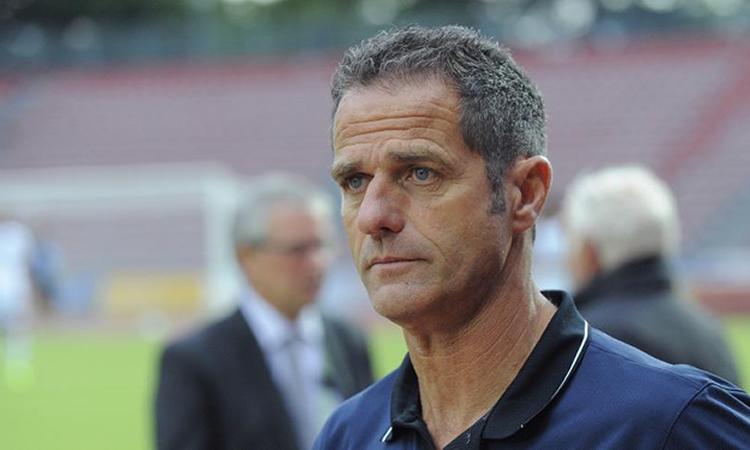 Philippe Hinschberger. Coach du FC Metz. Ligue 1. Crédit France 2. Lesfeminines.fr