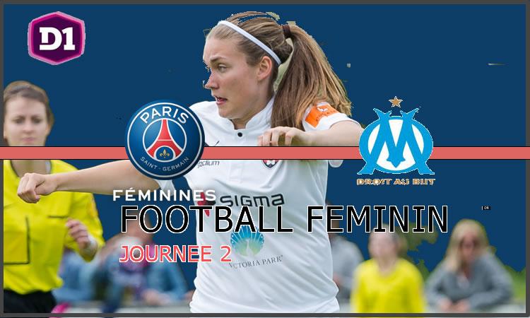 D1F – J2 – PSG – OM – «Le Match Chaud-Bouillant». Affaire de tempéraments