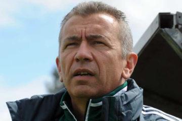 Hervé Didier - Coach de Saint-Etienne. Crédit lesfeminines.fr