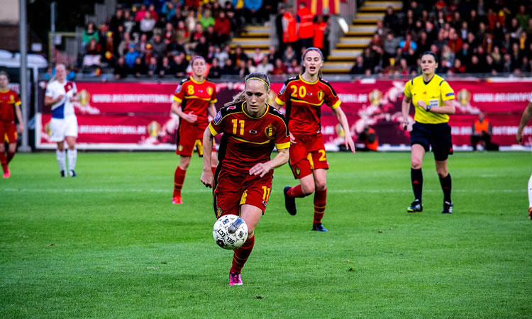Euro 2017 – Belgique Angleterre. Les Reds Flames, 1ère du groupe 7? Do you can?