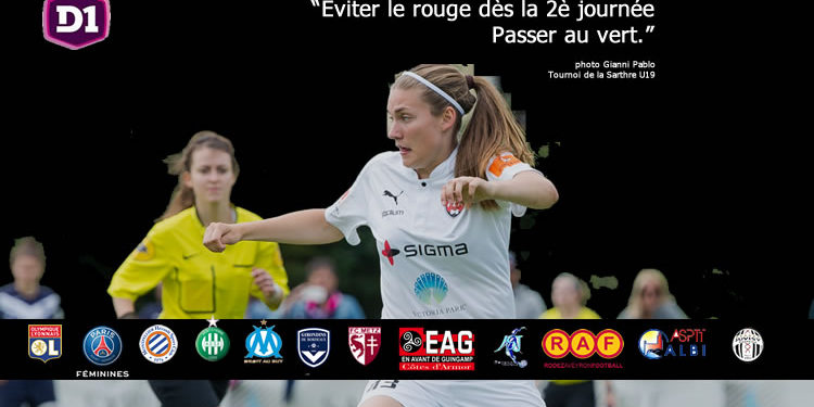 2ème journée. Championnat de France.