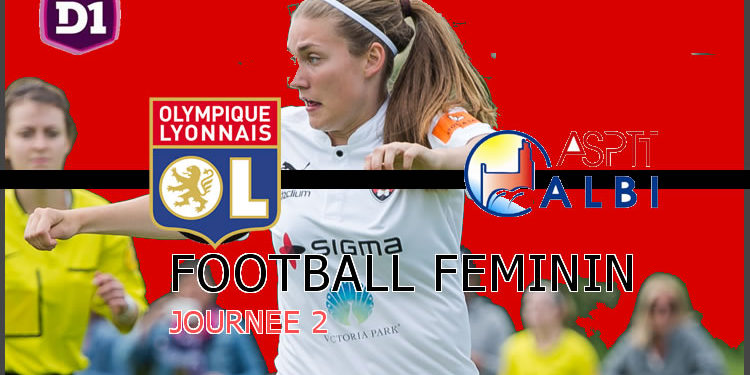 Lyon-Albi Asptt. Crédit lesfeminines.fr