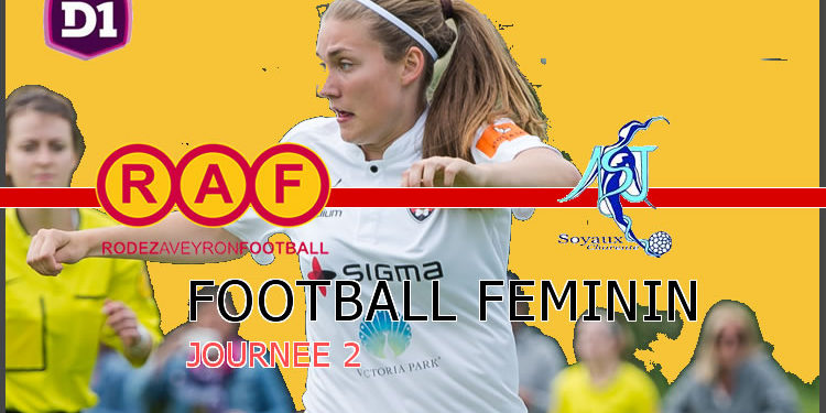 RAF-Soyaux. Championnat de France. Crédit lesfeminines.fr