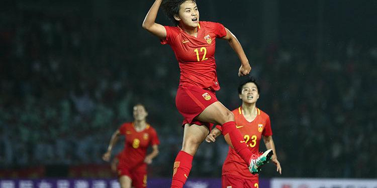 Wang Shuang, découverte La petite Messi chinoise. Crédit lesfeminines.fr