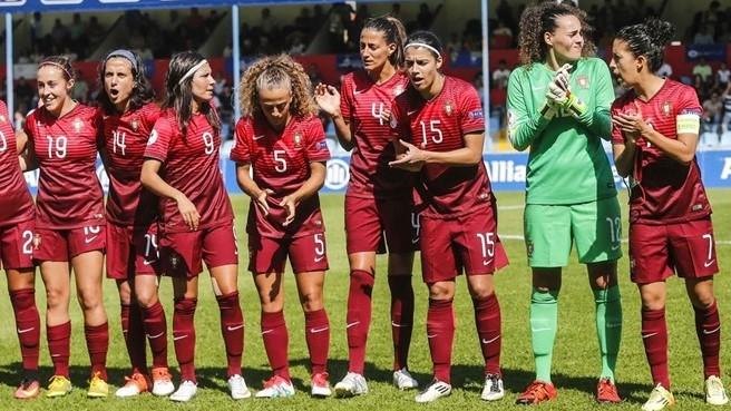 UEFA – Euro 2017 – Football féminin – Le Portugal se qualifie en barrage pour l'Euro féminin.