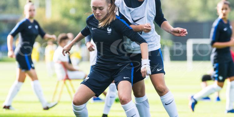 Pauline dechilly, FC Metz. Crédit Gianni Pablo. Lesfeminines.fr