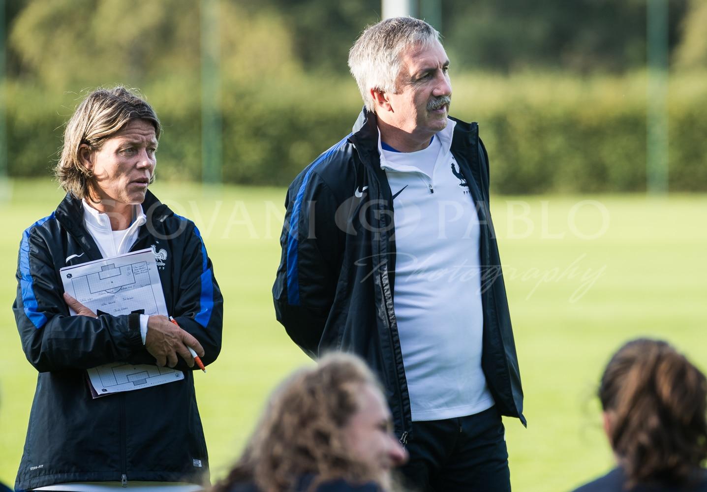 Mondial des U20 – Gilles Eyquem, le sélectionneur français féminin le plus titré, donne sa sélection des U20.