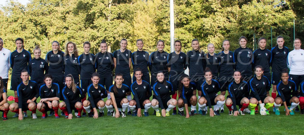 EDF U19. Sélection des U19 pour préparer un groupe vers le Championnat du Monde des U20 et l'Euro 2017.