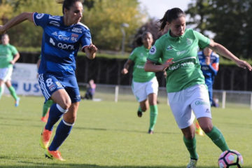 Olympique Lyonnais domine Saint-Etienne (0-5). Crédit asse. Lesfeminines.fr