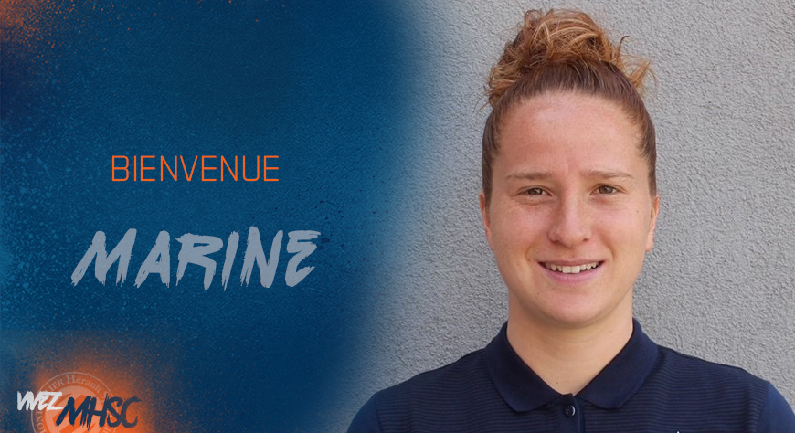 ITW – Montpellier. Marine Haupais. «Le coeur et les tripes pour les couleurs de son maillot.»