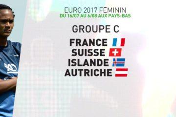 Le groupe de la France. Crédit les feminines.fr