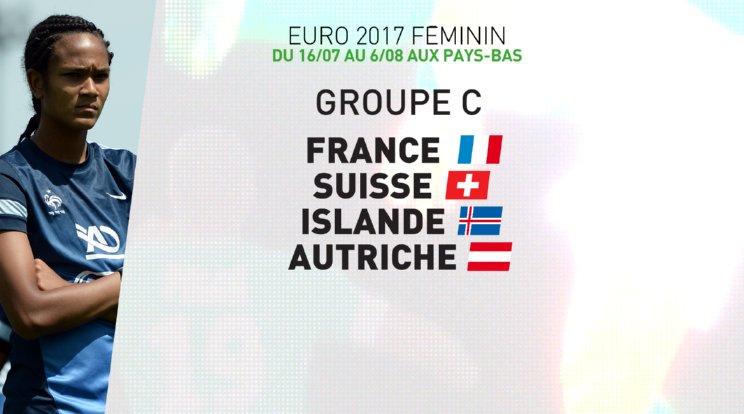 EURO 2017 – les groupes sont lancés : La France face à des équipes physiques.