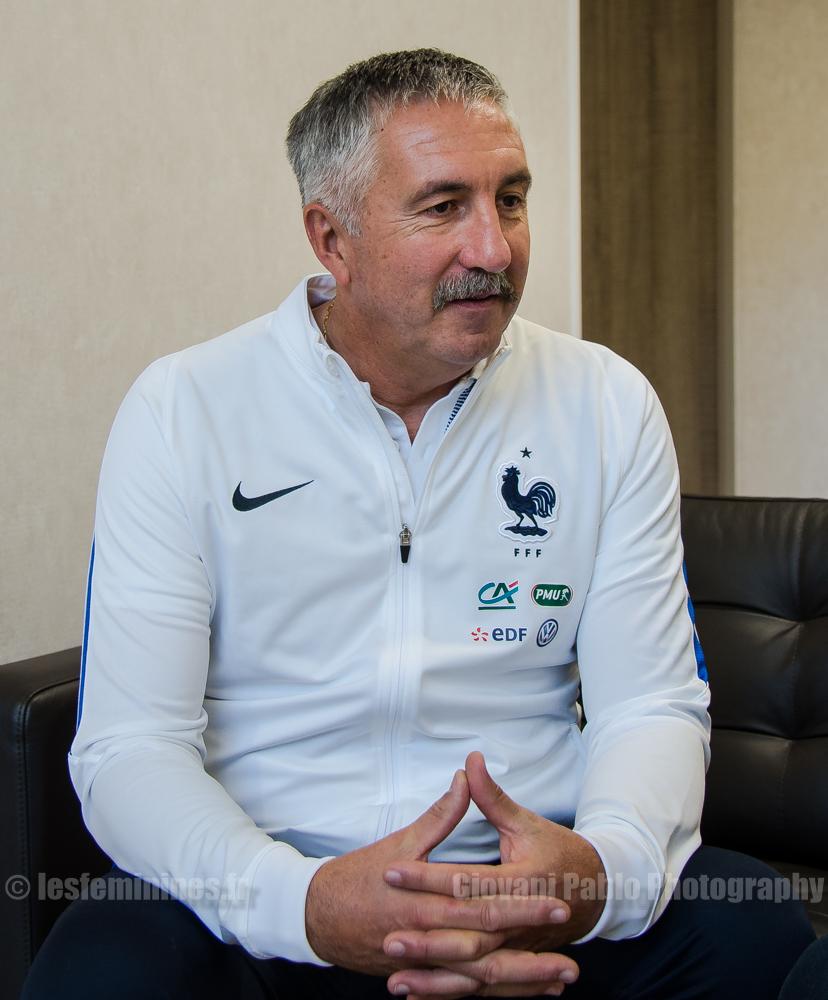 Mondial U20 – Gilles Eyquem sur fff.fr : «Nous allons bien nous préparer pour être au RDV»