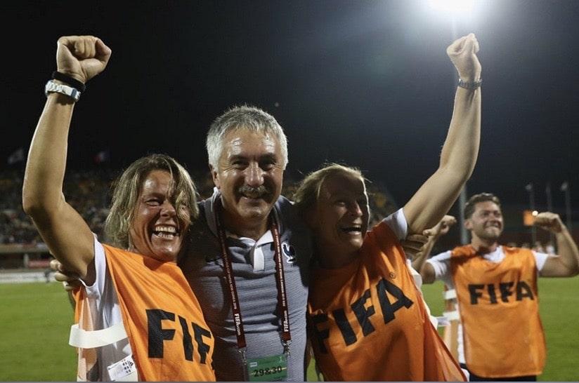 Gilles Eyquem – Un groupe de U20 qui a du talent et qui doit maintenant se créer une âme !