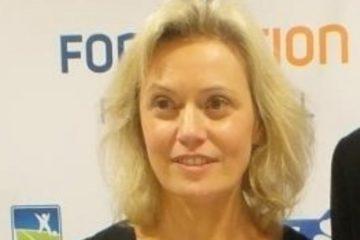 Nathalie Boy de la Tour, 1ère femme élue Présidente du Football professionnel français. Les feminines.fr