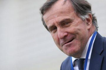 Le Grand Pari..s. Pierre Ferracci. Président du Paris FC. Crédit le Parisien. Les feminines.fr