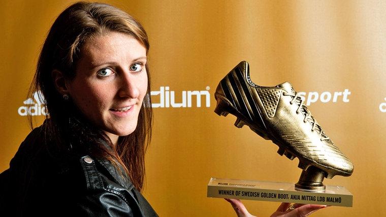 ITW – Anja Mittag (GER, ex PSG), Spitzenfußballerin, goldgekrönt!
