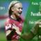 Pernille Harder. Buteuse et passeuse décisive pour Wolfsburg face au Bayern (2-0). Lesfeminines.fr