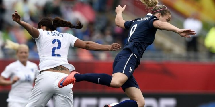 France-Angleterre. ShebelievesCup.