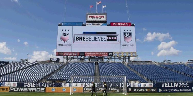 SheBelievesCup.