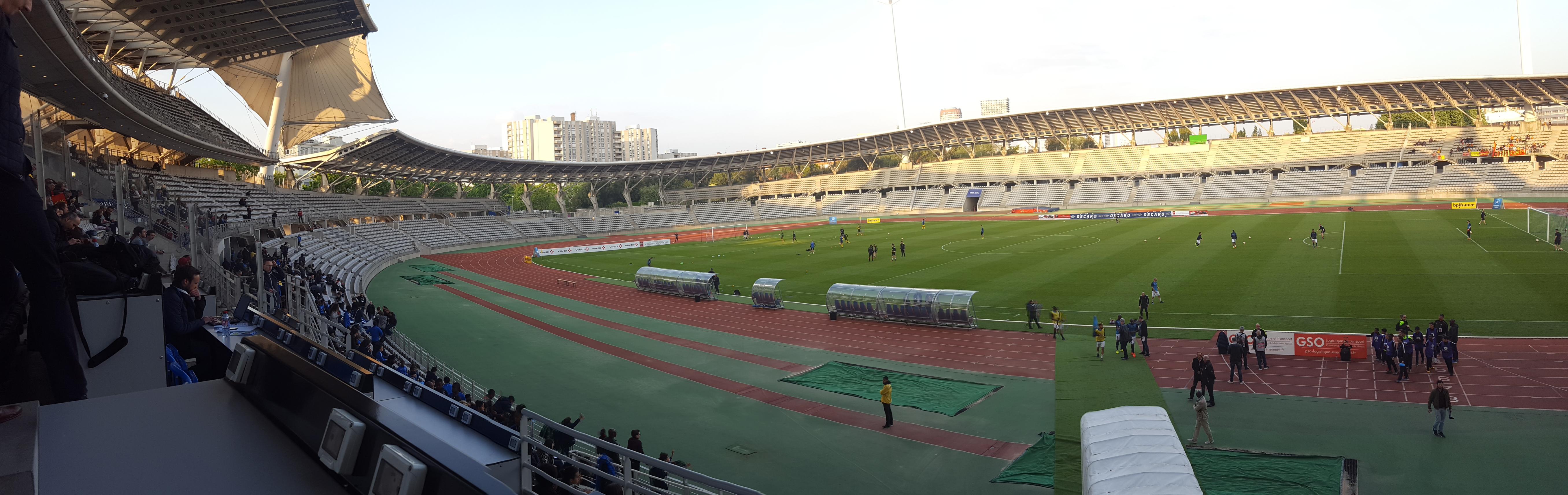 NATIONAL – PARIS FC (0-0) QUEVILLY ROUEN : Les deux équipes ont joué d'abord pour ne pas perdre et reculer.