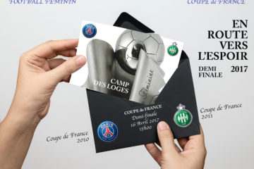 Le PSG reçoit l'ASSE. les deux équipes auront beaucoup d'espoir d'aller en finale. Crédit William Commegrain. Lesfeminines.fr