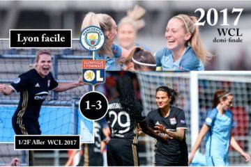 Manchester City Women -Olympique Lyonnais. (1-3). L'Ol déjà à Cardiff. Crédit getty images. Lesfeminines.fr