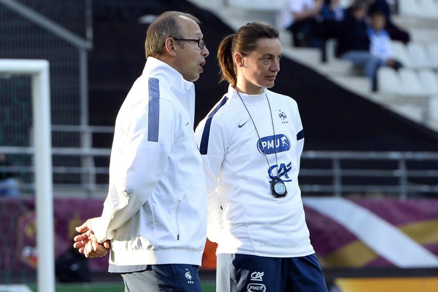 Equipe de France – La première sélection de Corinne Diacre : Une vraie tornade !