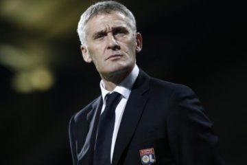 The Best. Gérard Prêcheur, coach de l'Olympique Lyonnais. Dans la liste des 3 meilleurs coaches FIFA 2017.